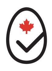 Egg Quality Assurance Logo