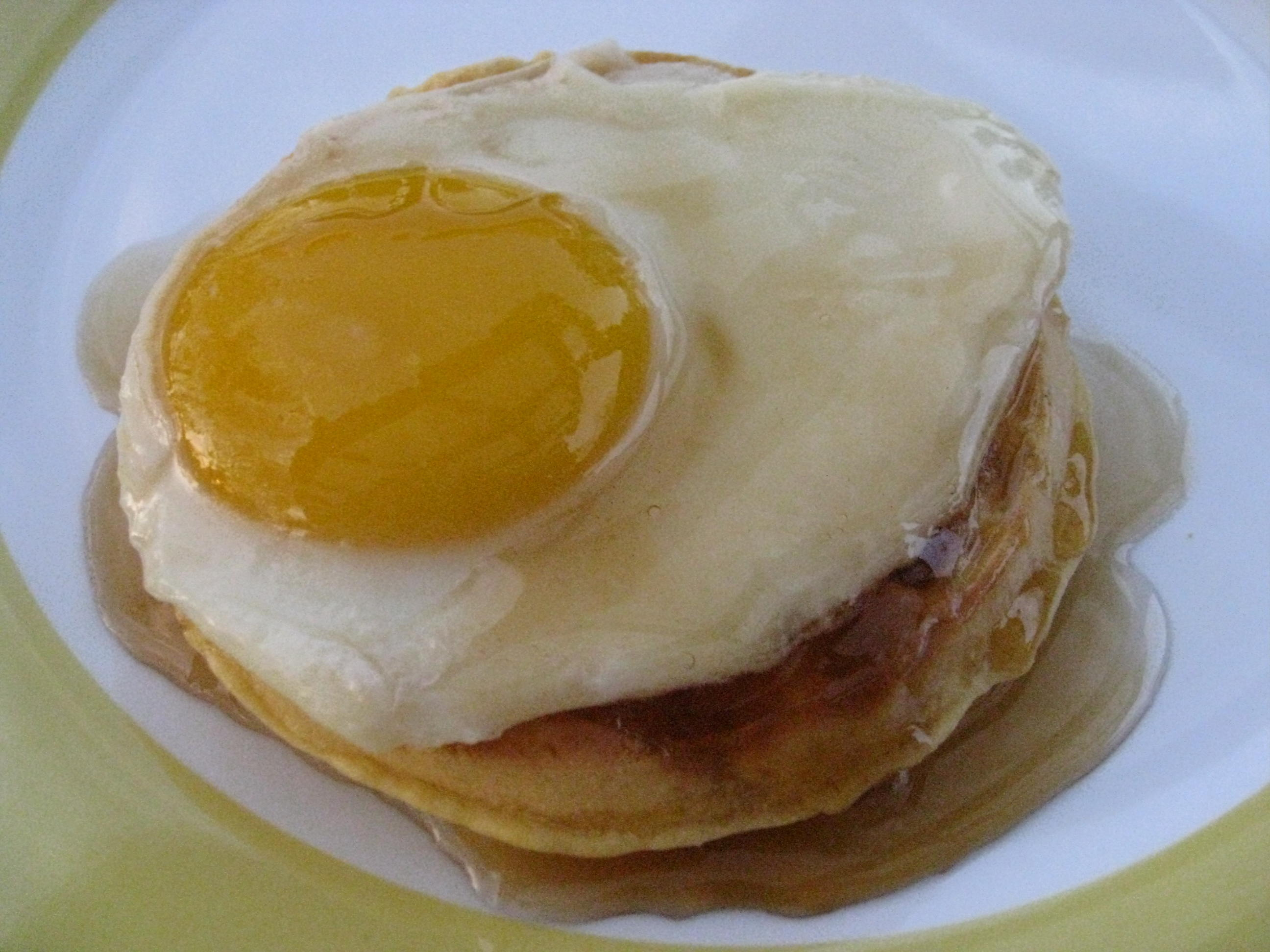 Maple Syrup Eggs Recipe